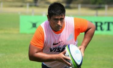 Nicolás Leiva, el gendarme que jugará el Super Rugby con Los Jaguares
