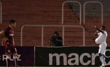 El Granate cayó en su visita a Mendoza por un abultado 4 a 1