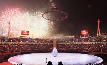 PyeongChang 2018:Mirá la ceremonia inaugural