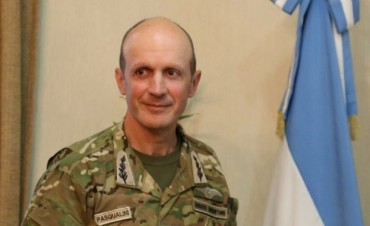 Macri relevó al jefe del Ejército y designó en su lugar a Claudio Pasqualini