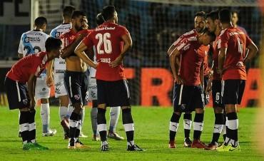 Independiente sin goles frente a Temperley