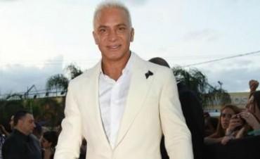 Flavio Mendoza conoció a Giselle  madre de su hijo