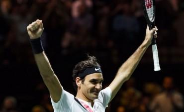 Federer demolió a Dimitrov en la final de Rotterdam
