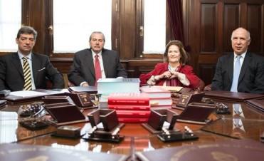 Jueces de la Corte cobran de sueldos $286.000 en promedio