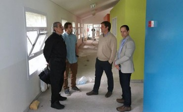 El Gobierno construye en Capital nuevos edificios escolares para salas de nivel inicial