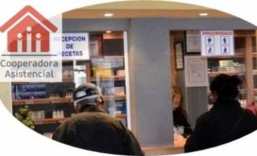 La Farmacia Social, a disposición de las personas que no cuentan con una obra social