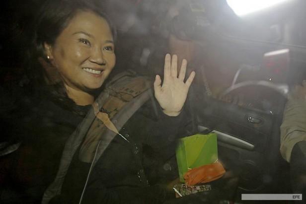 Perù Keiko Fujimori