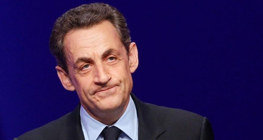 Detienen a Sarkozy por supuesta financiación ilegal de su campaña presidencial