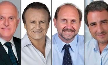 En junio habrá cuatro candidatos a gobernador