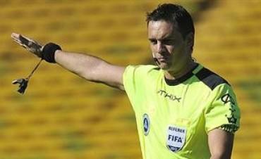 Patricio Loustau será el árbitro del Boca-River