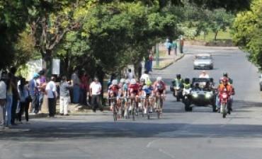 Clásica 1° de Mayo: dispositivo de tránsito durante la carrera