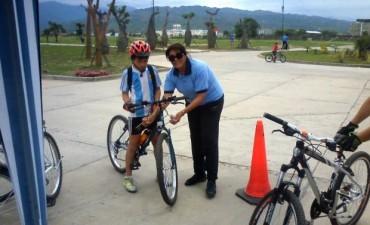 Tránsito realizará una campaña para promocionar el uso de la bicicleta