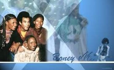 Boney M llegará de la mano de Maizie Williams
