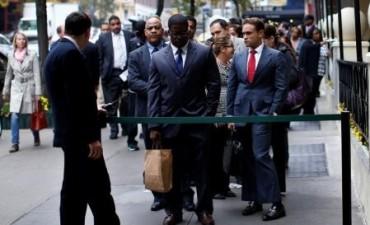 EEUU: suben las solicitudes semanales de subsidios por desempleo