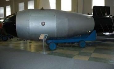 Rusia:tiene al padre de todas las bombas