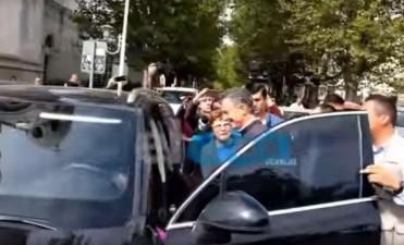 Macri pidió esperanza para seguir caminando a un mejor futuro