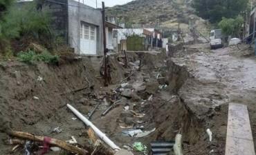 Otorgan $60 millones a Chubut por emergencia en Comodoro Rivadavia