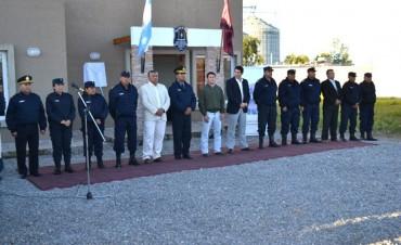 La nueva base operativa policial en Estación Alvarado reforzará el servicio de seguridad