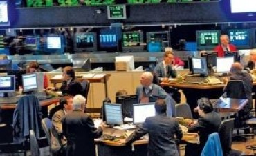 Bolsa Porteña:El Merval ganó 0,5% en rueda volátil
