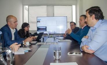 El Gobierno y Unicef trabajan para fortalecer el plan de primera infancia en Salta