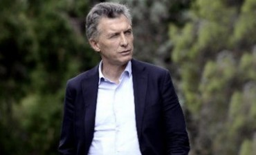 Santa Cruz: Macri repudió la violencia de los manifestantes