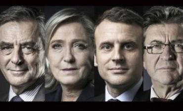 Francia afronta este domingo su elección presidencial más incierta