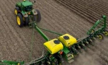 Arrancó la siembra de soja estadounidense a toda marcha