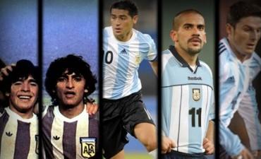 Los grandes ausentes de la Selección en los últimos Mundiales