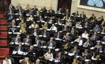Es ley la doble indemnización y se aguarda el veto de Macri