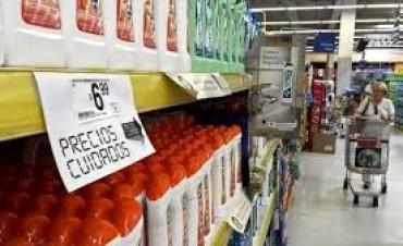 Extienden Precios Cuidados por cuatro meses con aumentos del 2,5% promedio