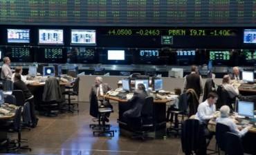La bolsa porteña repuntó 2,8% de la mano de Petrobras y Pampa