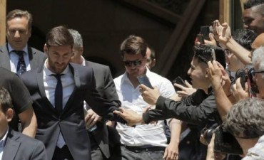 El Tribunal Supremo confirma la condena a Messi