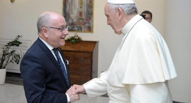 Canciller Argentino Papa Francisco Vaticano