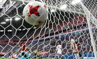 Portugal goleó a Nueva Zelanda, México pasó con angustia y Rusia se quedó afuera