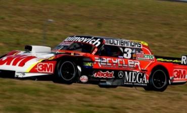 Mariano Werner aceleró en su tierra y fue el más rápido en Paraná