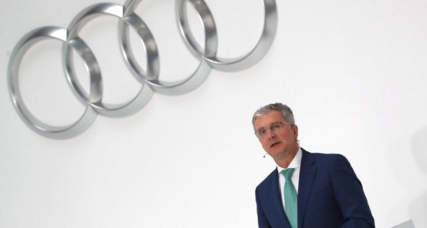 Detuvieron al presidente de Audi por el  diésel gate