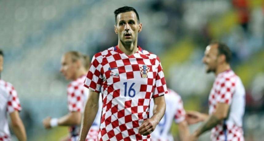 Croacia expulsó a Kalinic del Mundial por negarse a jugar