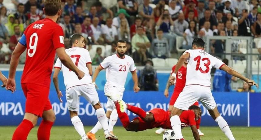 Bélgica 3-1 Túnez del Grupo G Mundial Rusia 2018