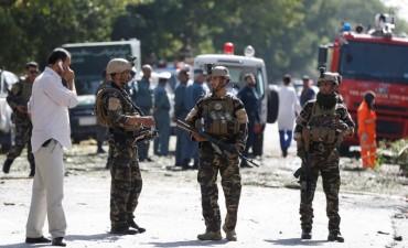 Un atentado suicida talibán dejó al menos 31 muertos en Kabul