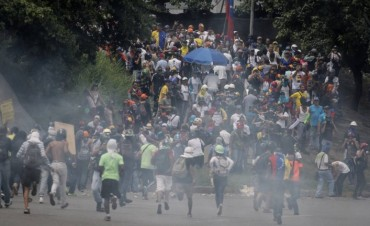 Paro cívico nacional de 48 horas en Venezuela