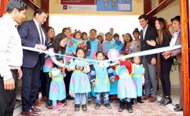 Isla de Cañas cuenta con un Centro de Primera Infancia para el desarrollo integral de los niños