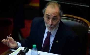 Tonelli dijo que se sostuvo a De Vido con interpretaciones absurdas de la Constitución
