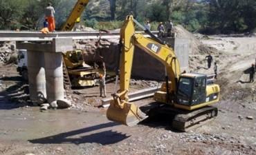 Licitaron la construcción del puente en el tramo Animaná - San Antonio de la ruta provincial 7