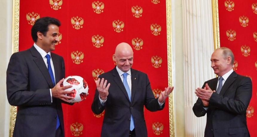 La próxima Copa del Mundo: la conspiración que hace temblar a Qatar 2022