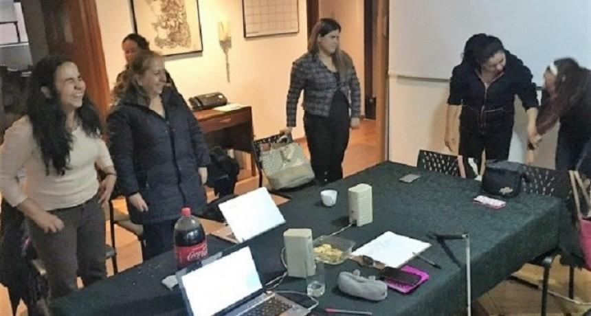 Segundo encuentro nacional de mujeres con discapacidad visual