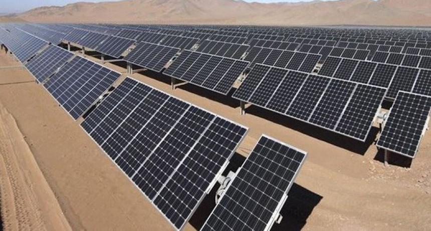Cafayate inicia construcción parque de energía solar