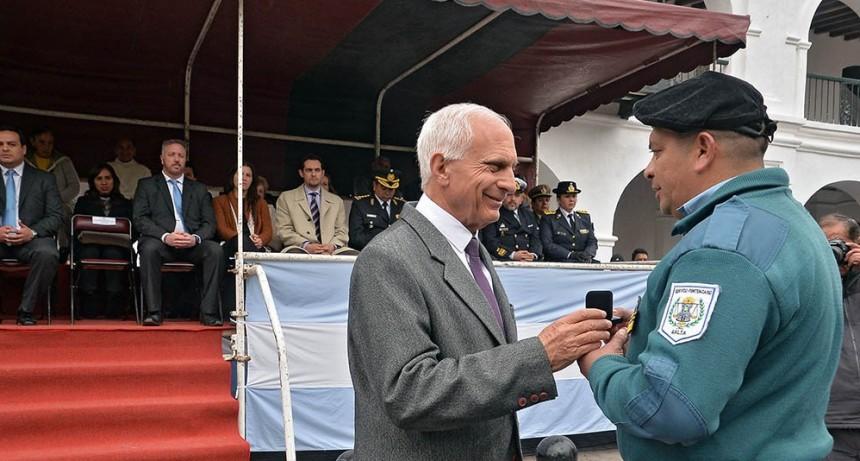 López Arias destacó el rol social del personal penitenciario