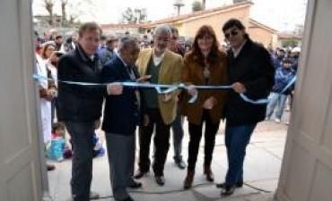 Barrio San Ignacio inauguró escuela de boxeo