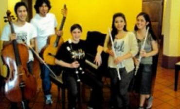 Jóvenes Músicos en concierto
