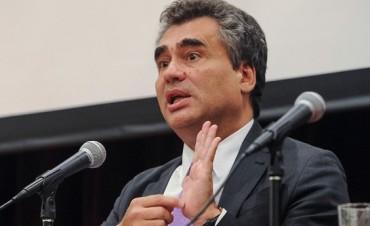 Vanoli: Terminamos el mandato sin desvaluar